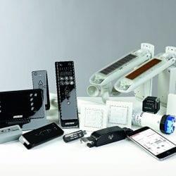 Geräte für Steuerung von Rolladen